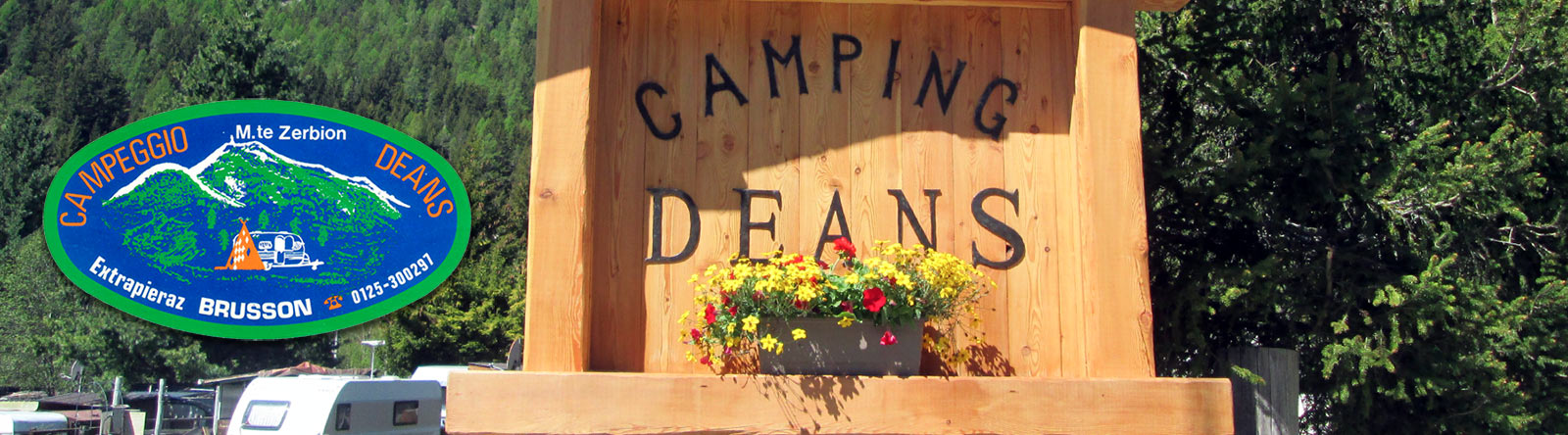 Camping Deans Brusson